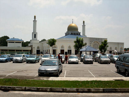 District Mosque